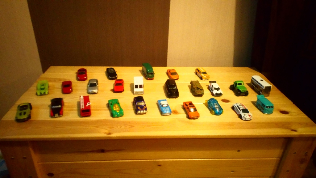 25 x Diecast Cars