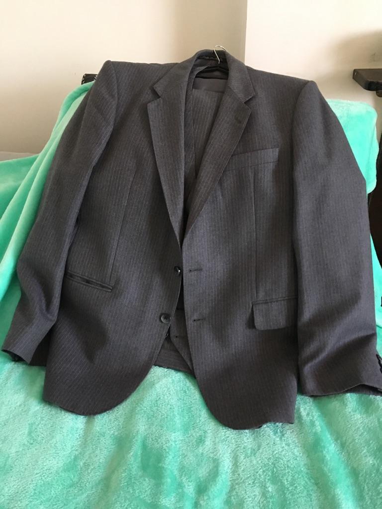 Burton man suit