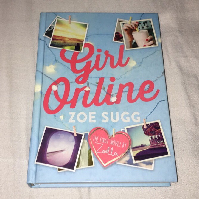 Zoella girl online book