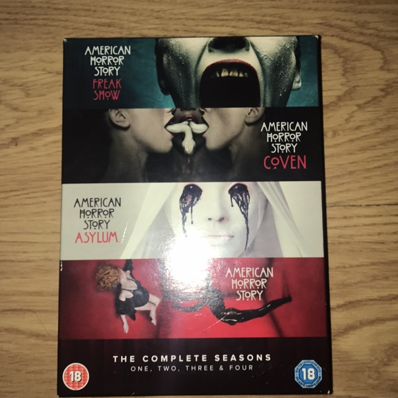 American Horror story box set