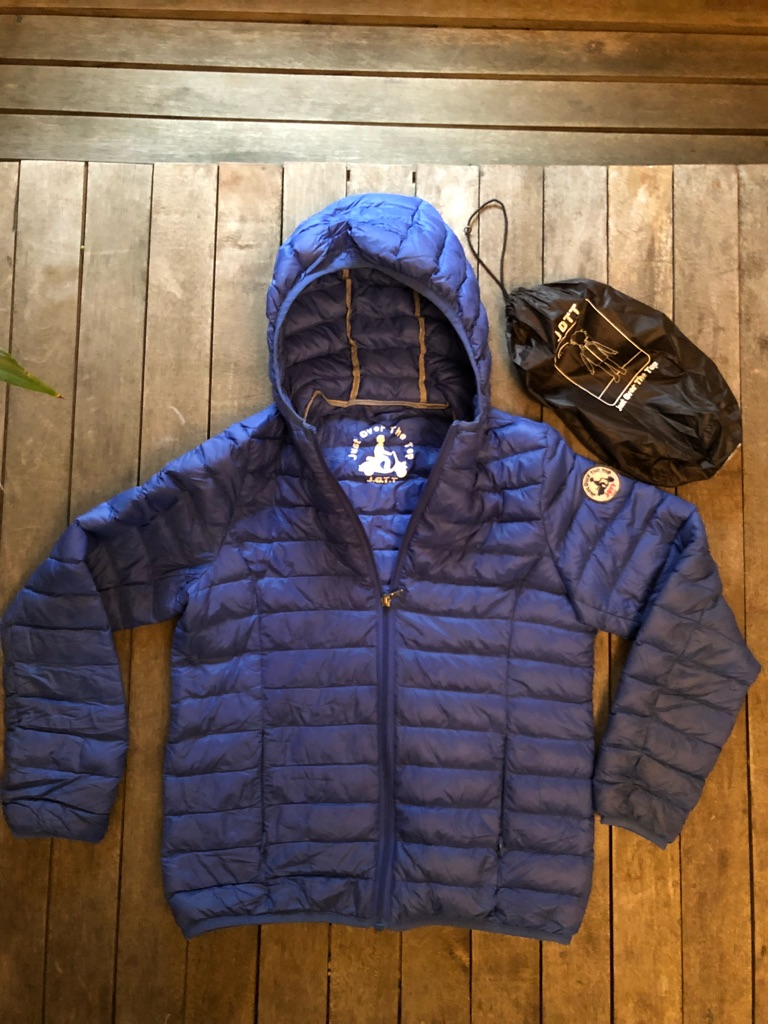 J.O.T.T boys quilted jacket