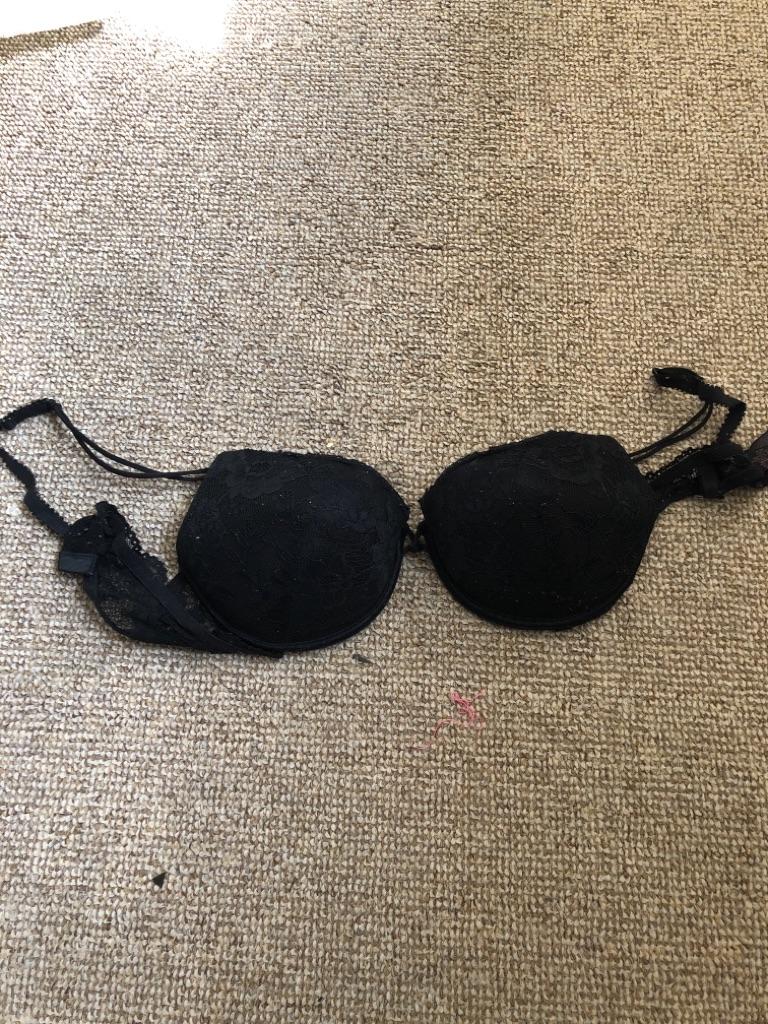 Ladies bra black size 38b from Debenhams