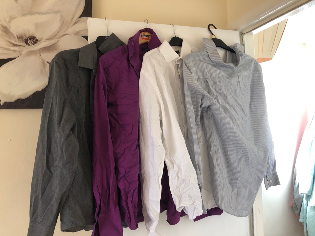 Men's shirts size 16""