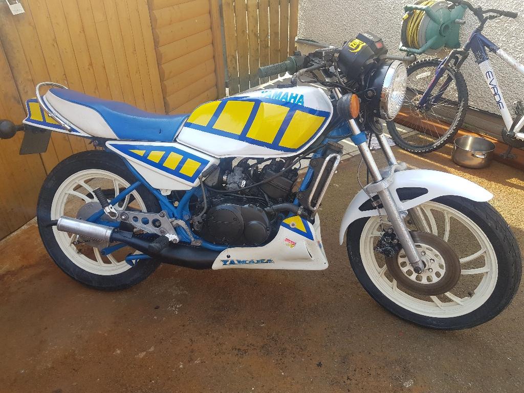 Yamaha lc250