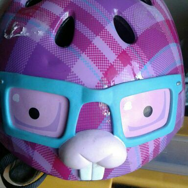 Bicycle helmet for kids