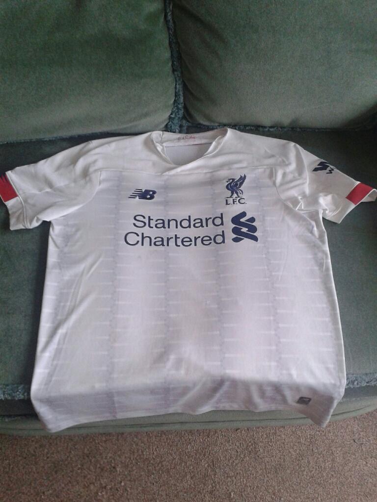 2020 liverpool shirt ( GENUINE )