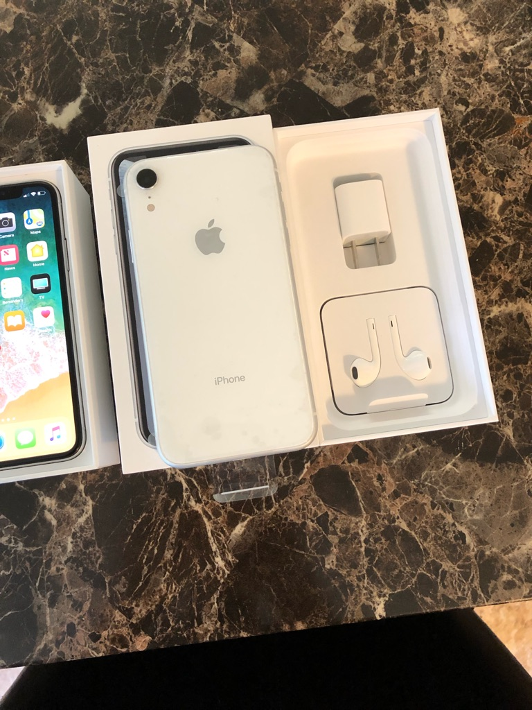 iPhone X & Xr