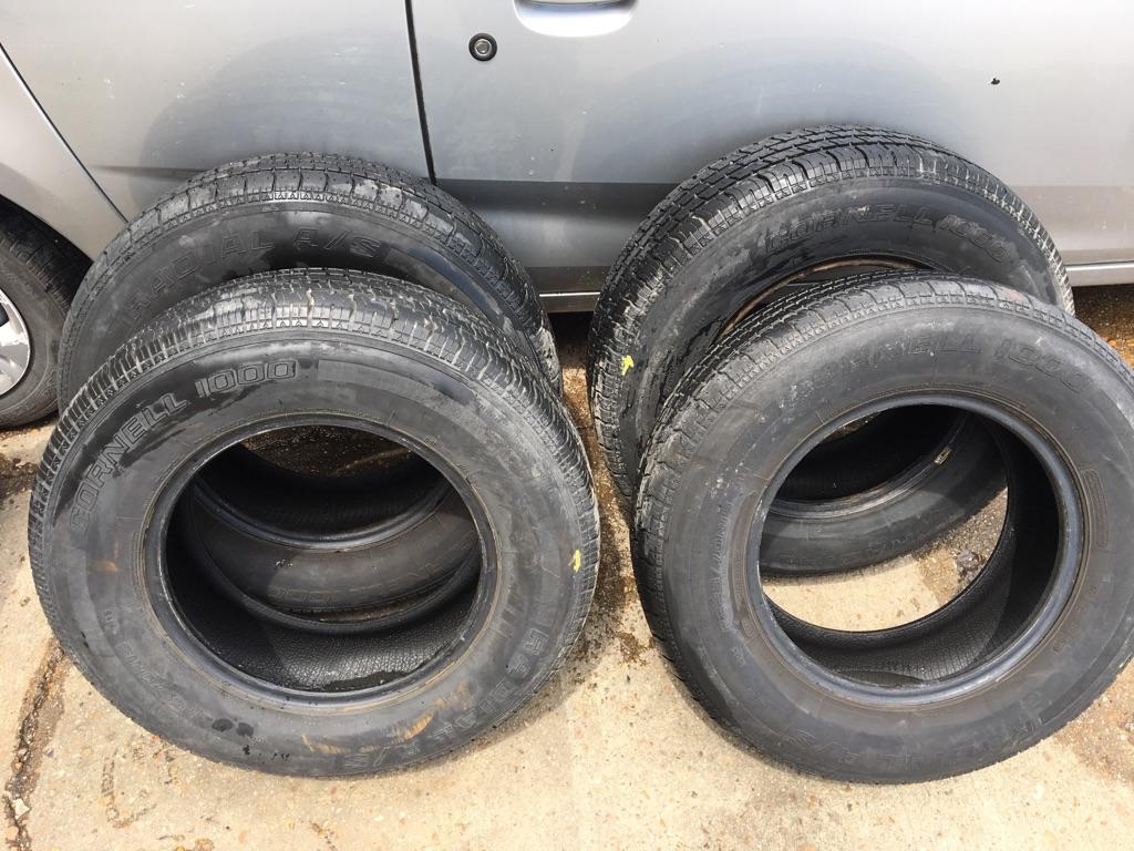 225/70/R15 Tires