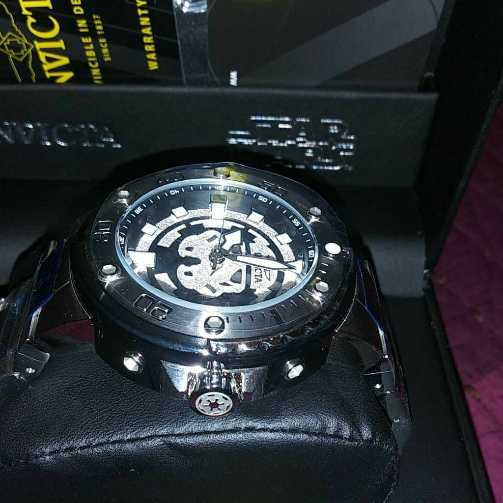Invicta Limited Edition Star Wars Storm Troopers Watch