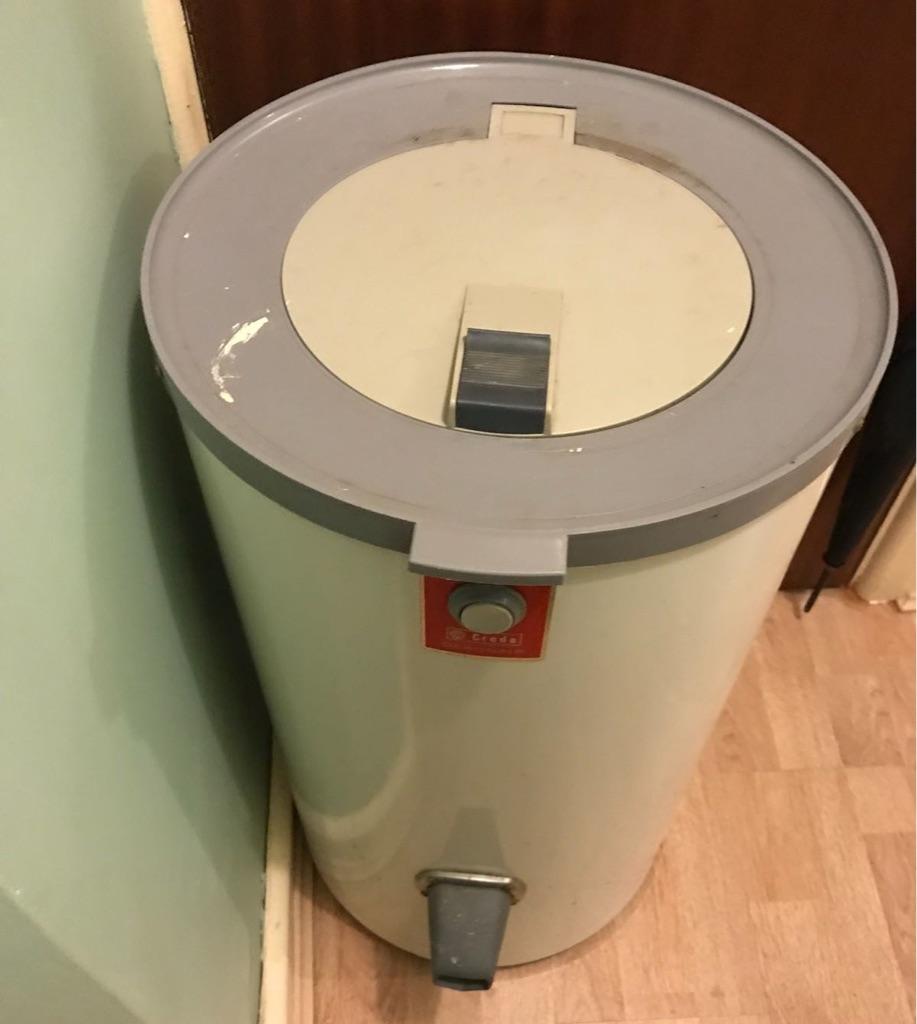 Creda vintage dryer spinner