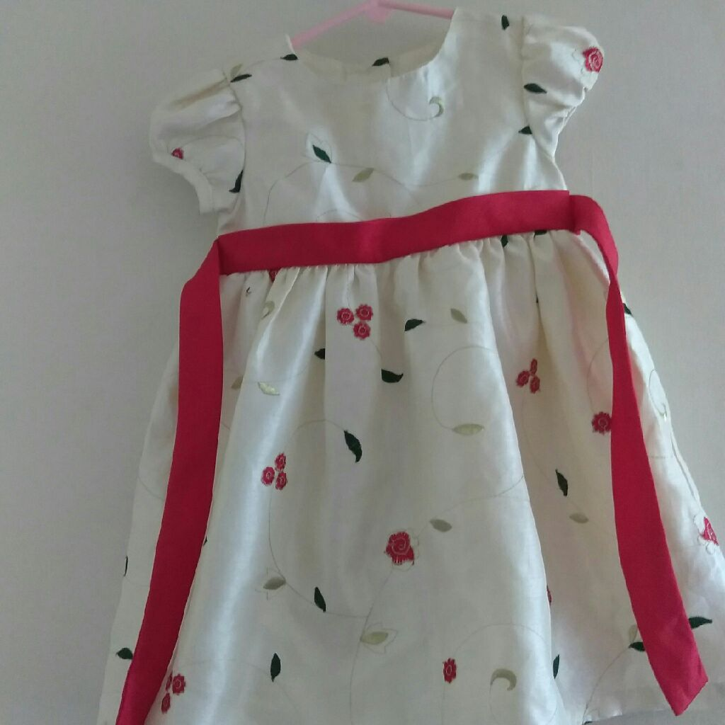 Toddler Girls Christmas dress size 3t