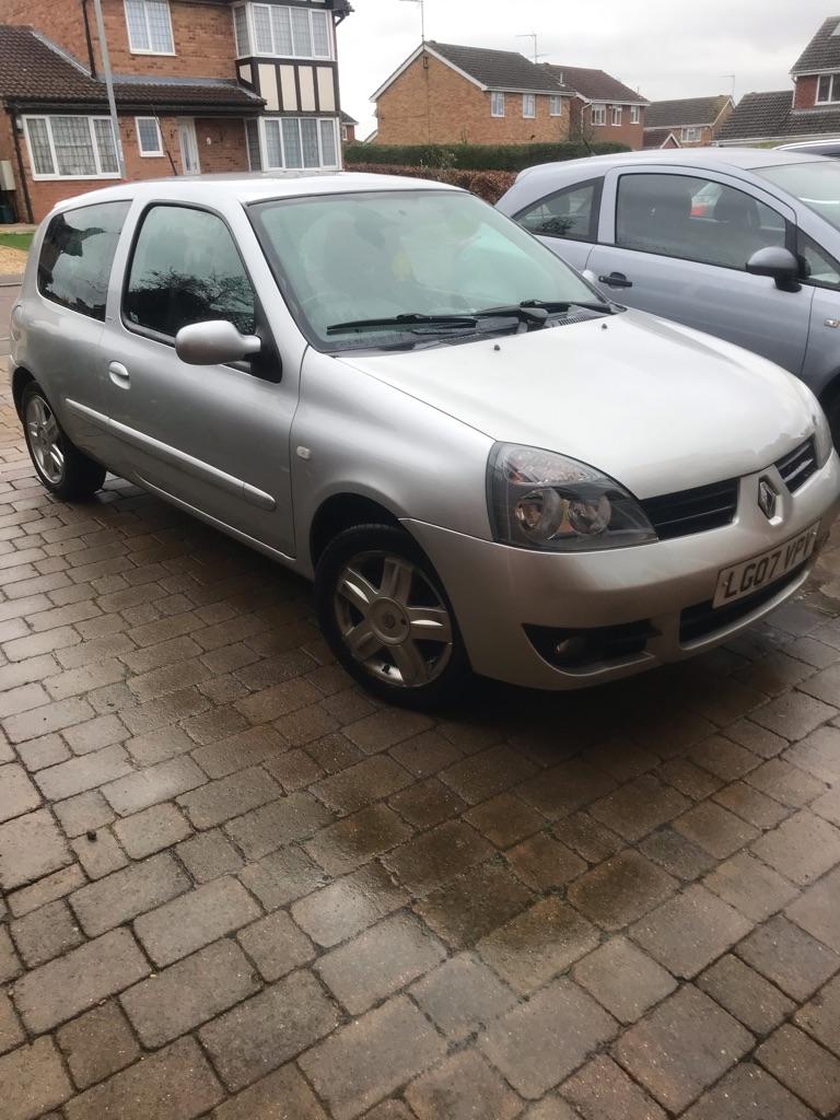 Renault Clio sport I-music 1.2