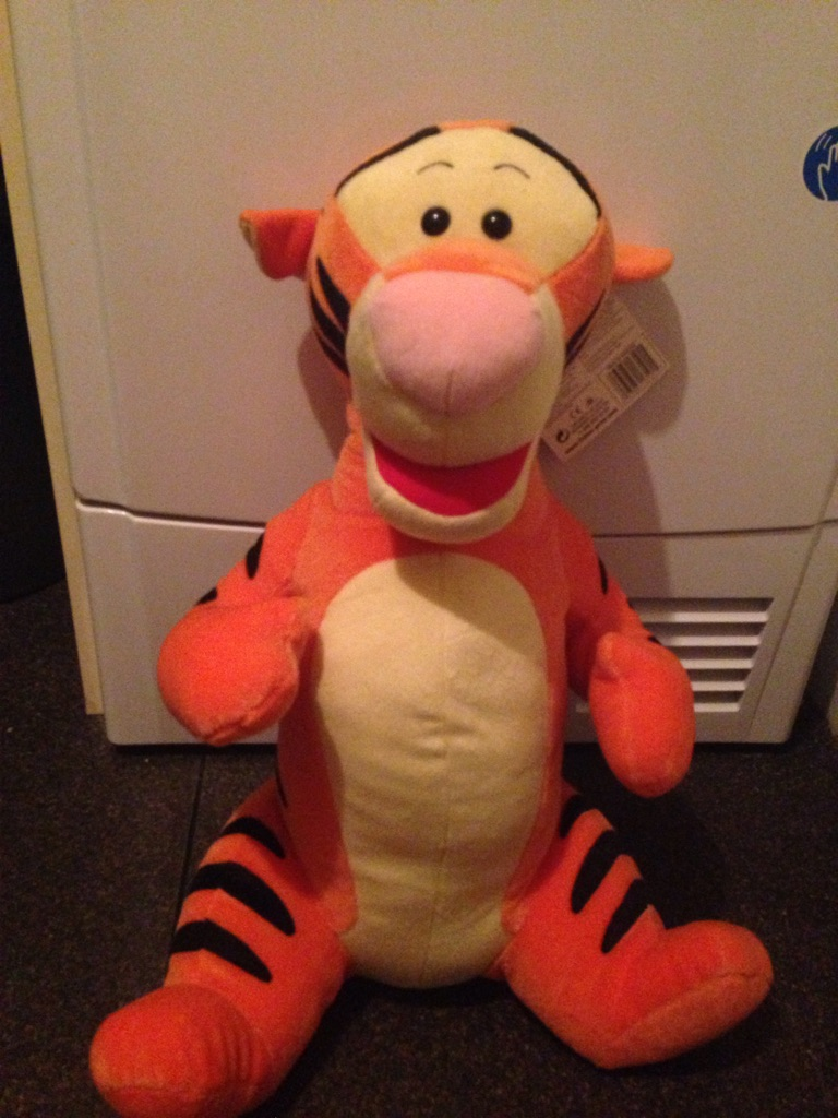 Big Disney Tigger Teddy