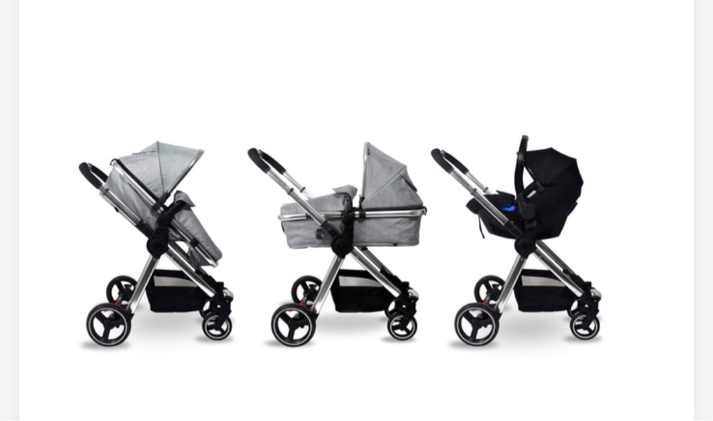 2in1 travel system