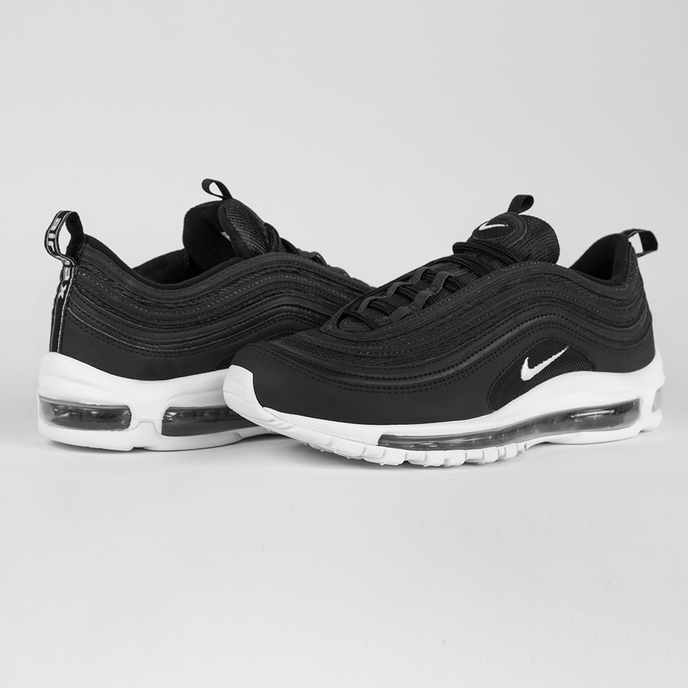 Nike AirMax 97s Black/White