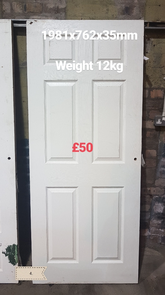 Various doors for sale. Open to offers