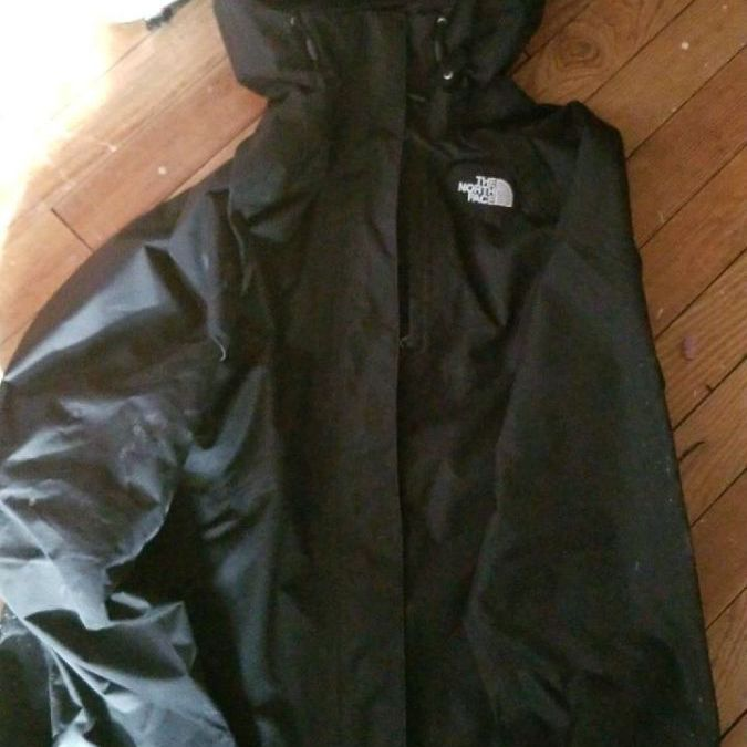 Women's Large North Face jacket