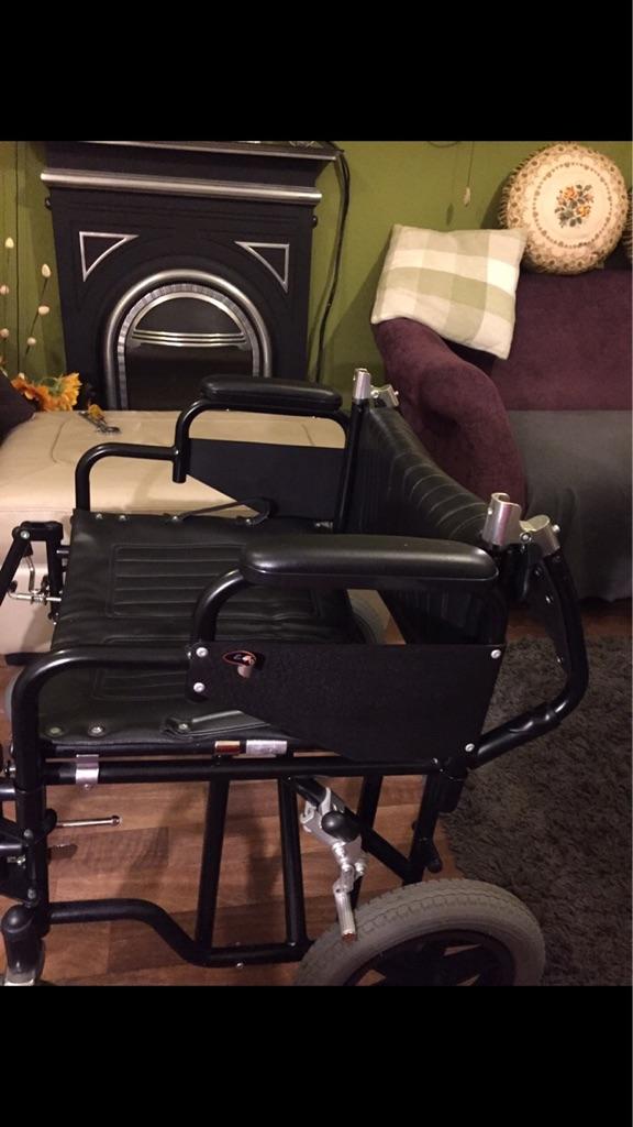 Enigma Wheelchair,heavy duty,light weight