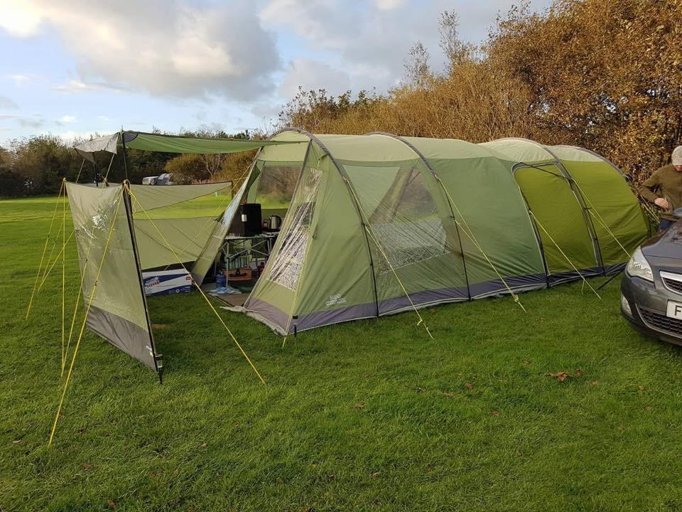 Vango Icarus 500 Tent & Awning