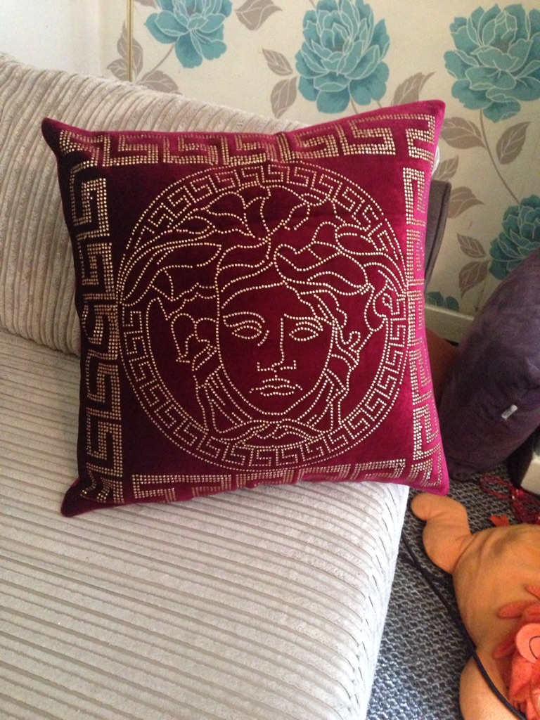 Versace Cushion Cover