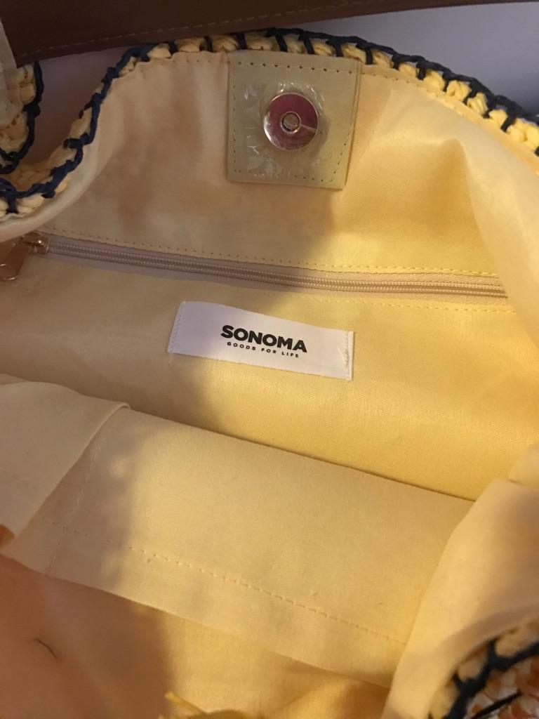 Sonoma Pom Pom Handbag
