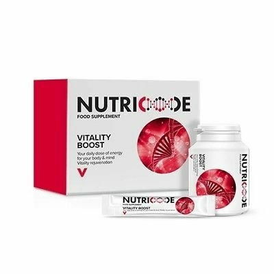FM-Nutricode Energy -Vitality-Boost-1-Month program Red