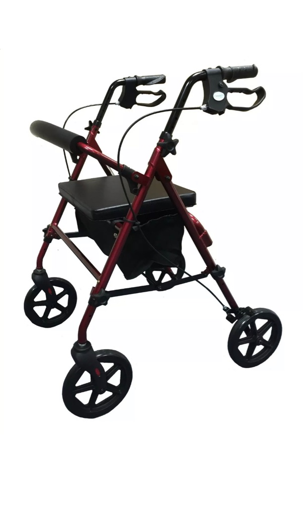Z tec lite compact rollater