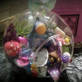 Eyor glass globe inspired by to die for decor