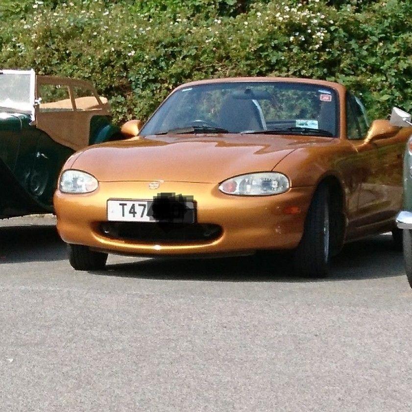 Mazda MX5 1999 mk2 1.8l