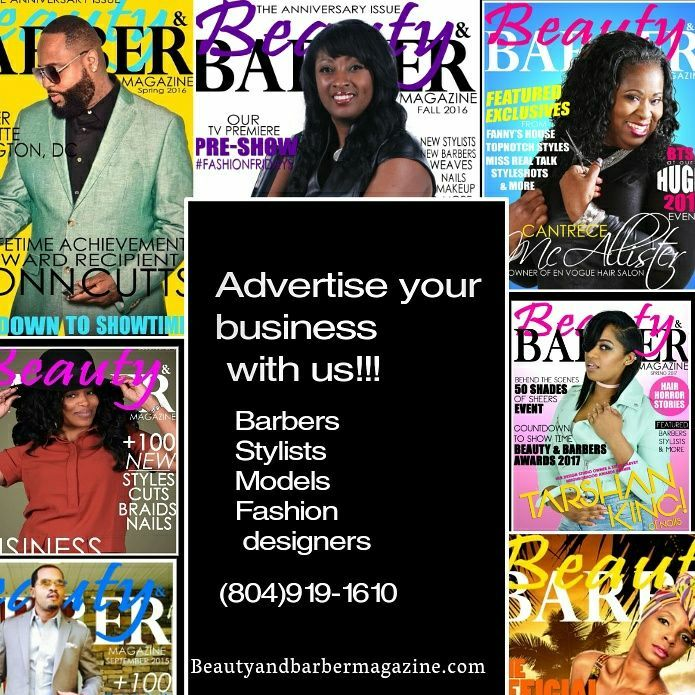 Beauty and Barbers Magazines