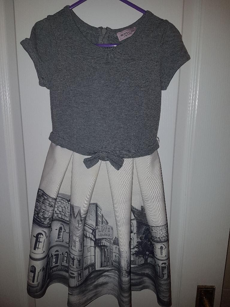 Monnalisa Dress Age 6