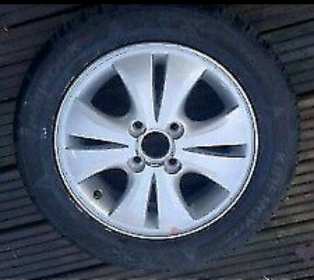New Hankook Tyre