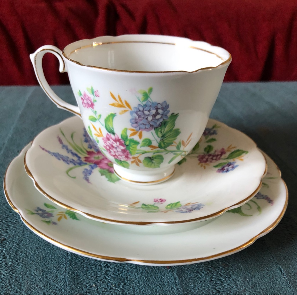 Bone China Tea Set -Spencer Stevenson Ltd