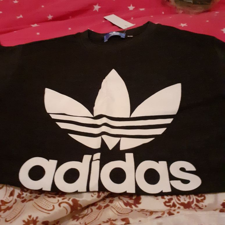 Brand new mens adidas t shirt for sale