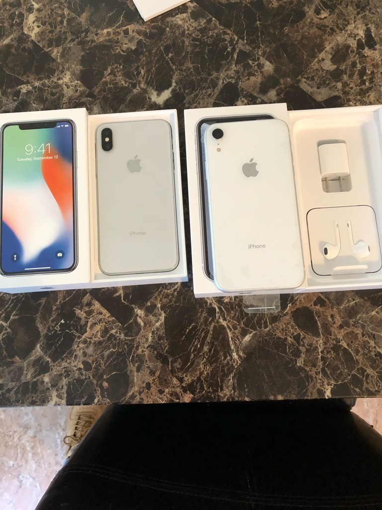 iPhone X & Xr