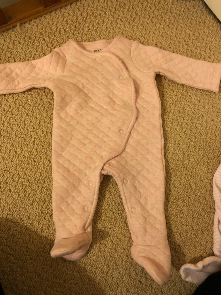 Tesco baby grow