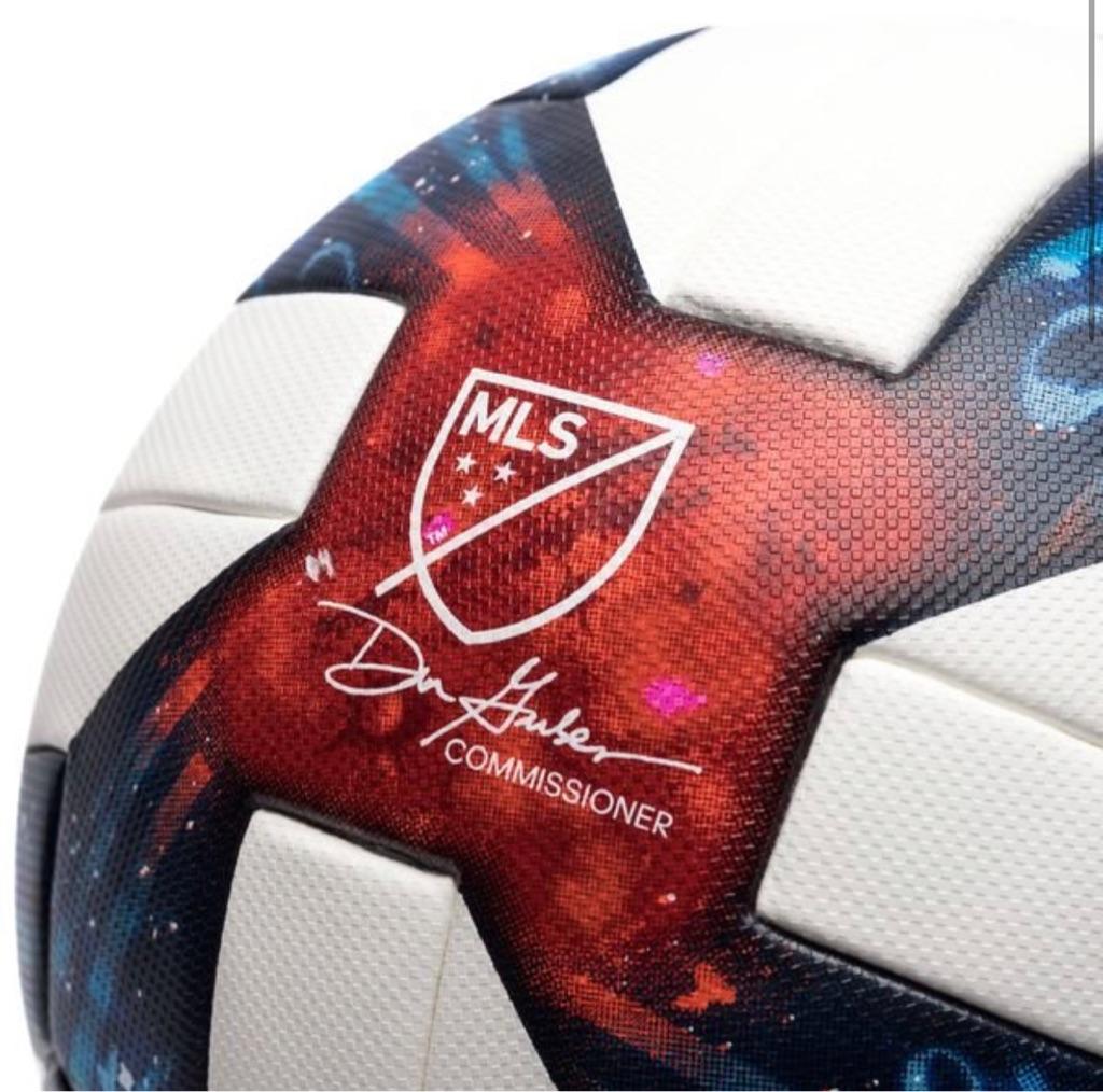 ADIDAS NATIVO QUESTRA 2019 MATCH BALL MAJOR SOCCER LEAGUE (MLS)