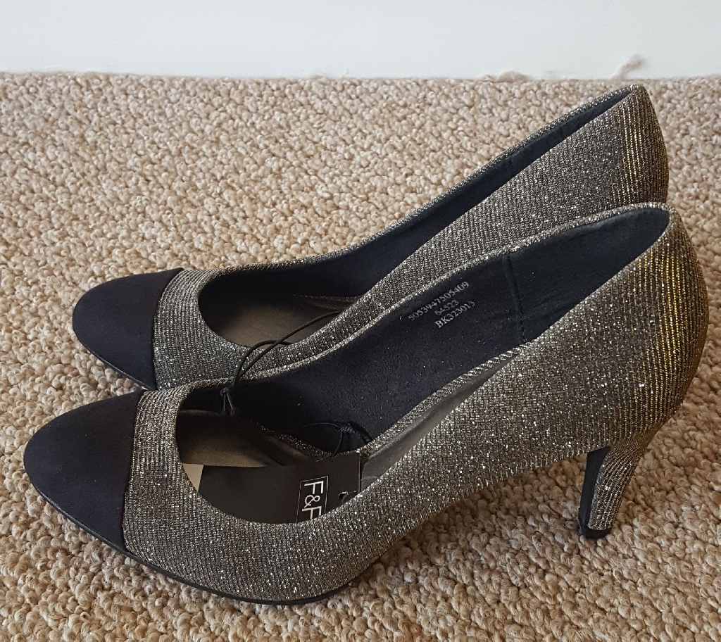 F&F two tone shoes