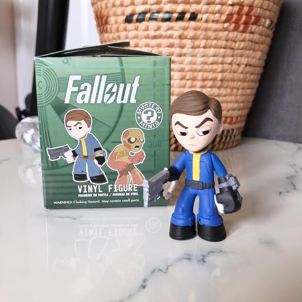 Funko Fallout Mystery Mini 'Male Survivor'