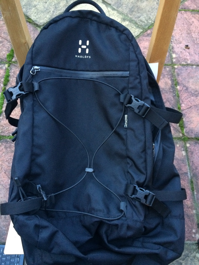 Haglofs backpack