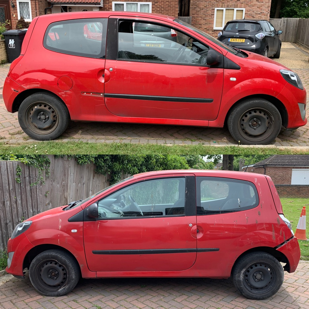 Renault Twingo Extreme (Parts Only)