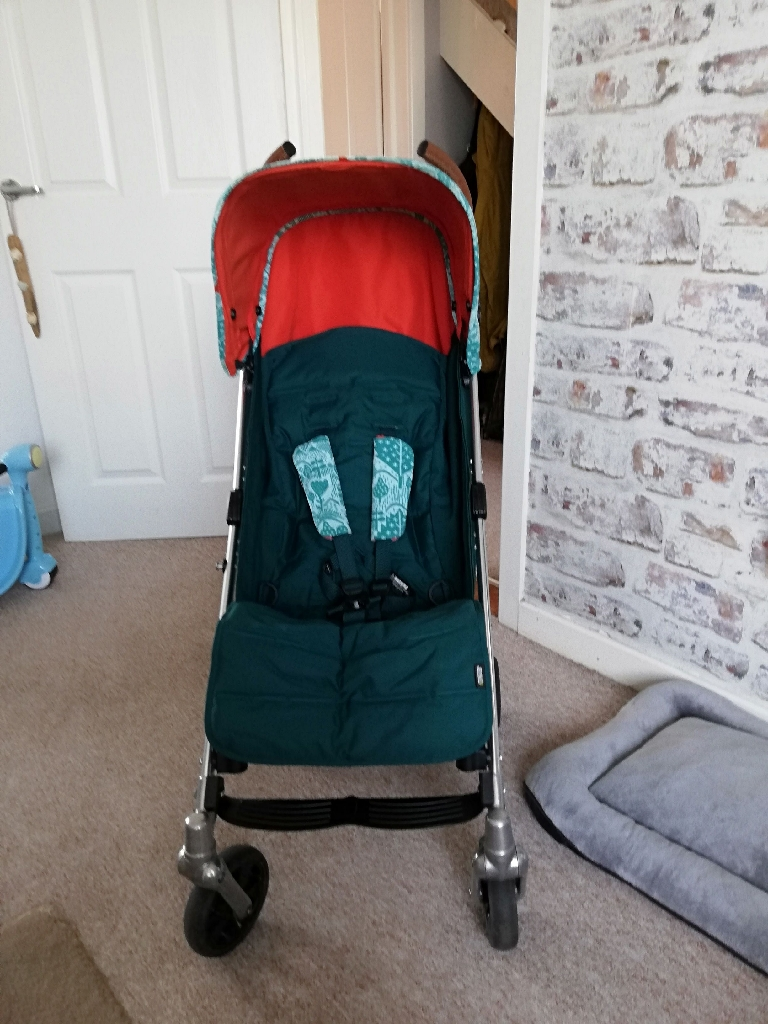 Mamas and papas urbo bug stroller
