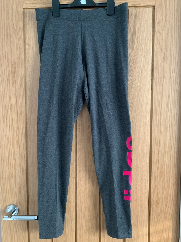 Adidas tights/leggings size 12-14