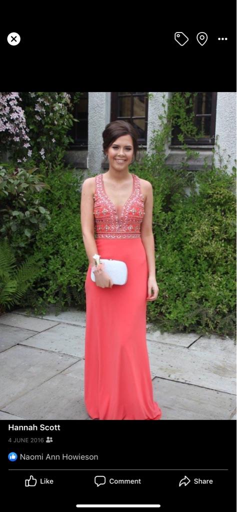 Prom dress / graduation ball dress