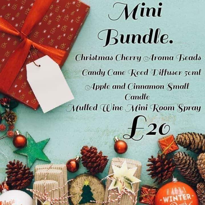 Christmas Scented Mini Variety Bundle.