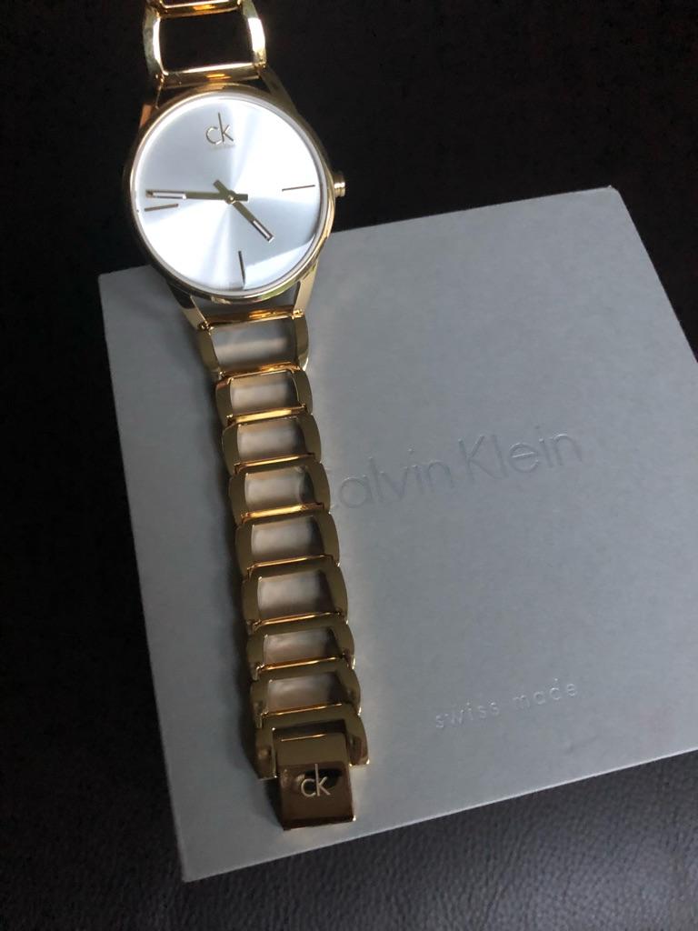Calvin Klein Authentic Ladies Watch