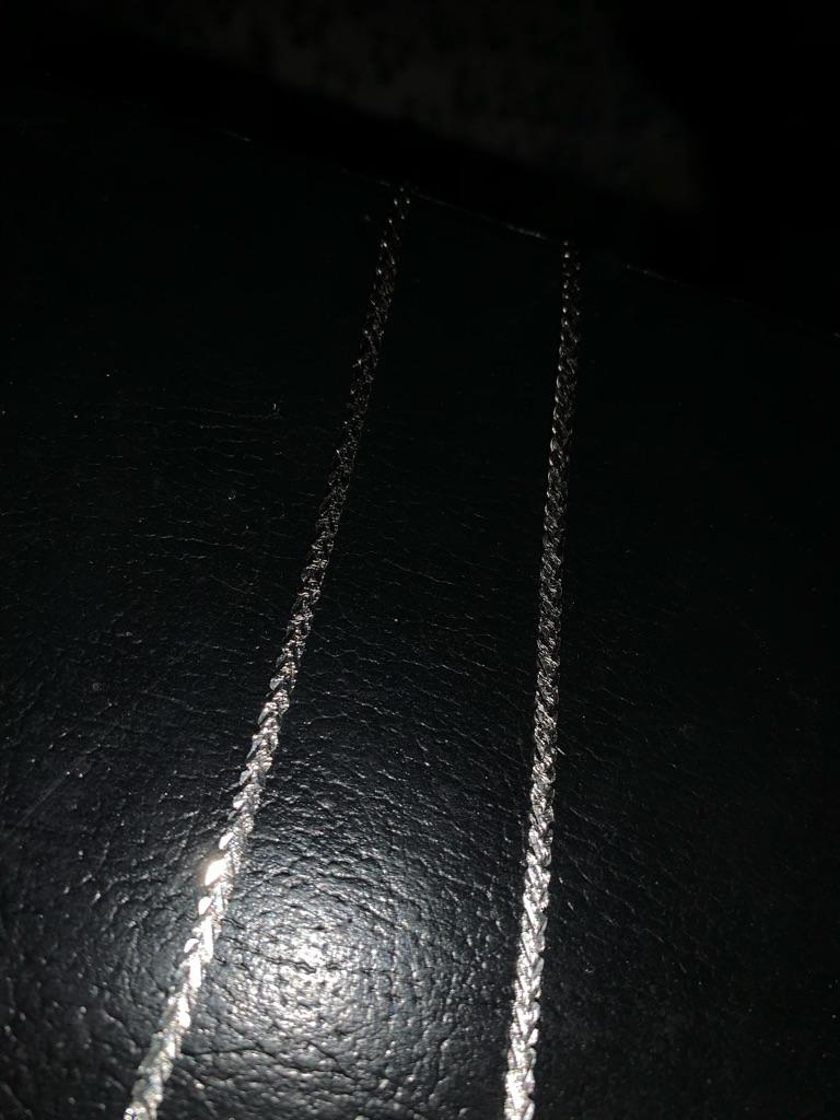 White Gold Chain