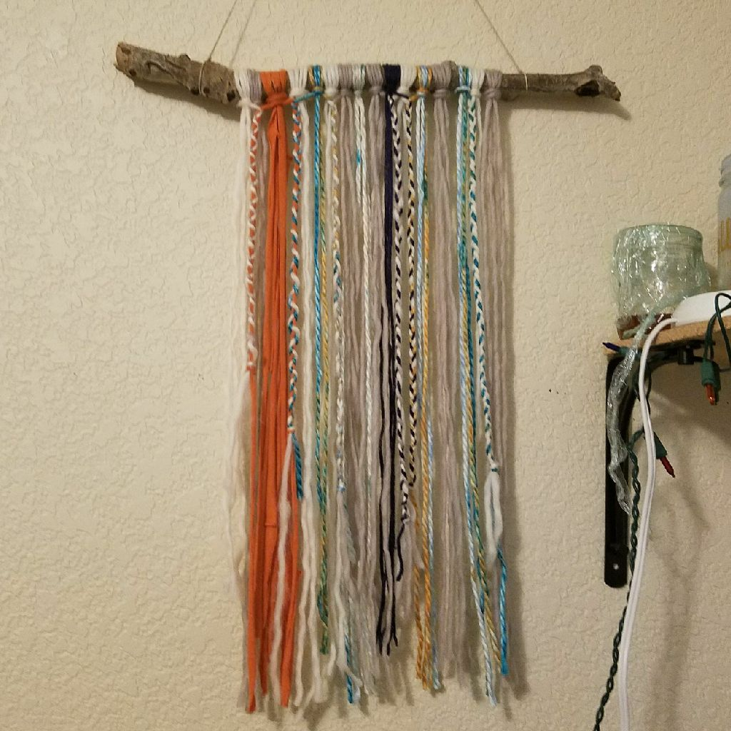 Homey Wall Hanging