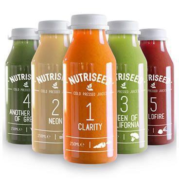 Nutriseed 5 day juice detox