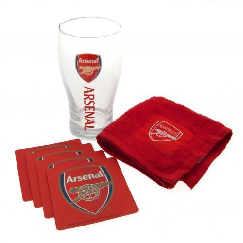 'Football team' mini bar set